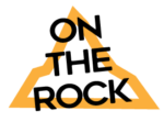 ON THE ROCK! Logo