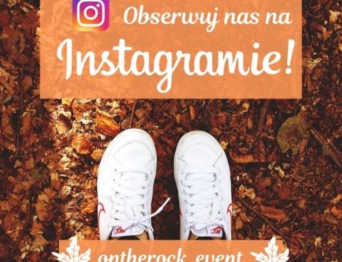 Zapraszamy na Instagram