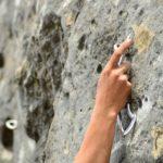 wspinanie w skałach